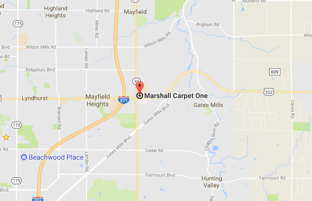 About Us Marshall Carpet One - Daltile beachwood